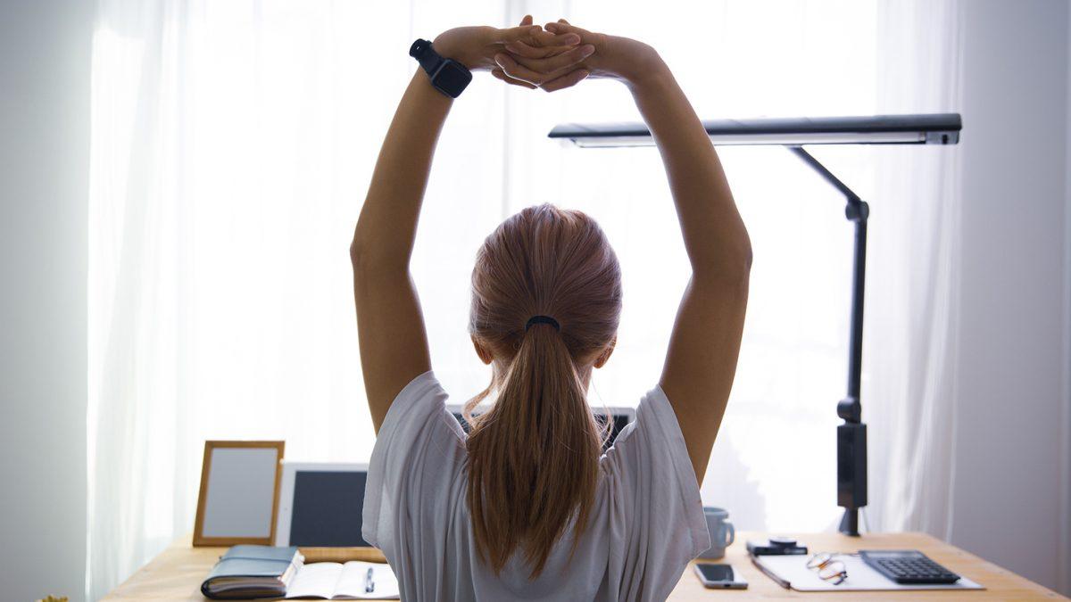 sedentary lifestyle - sitzender Lebensstil - Evo Fitness