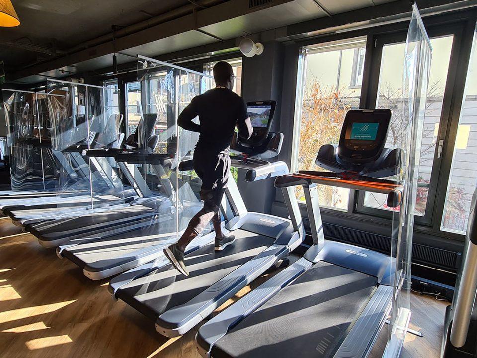 Fitnessbranche - fitness industry - EVO Fitness