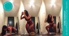 Home Workout der Woche: 30 Min. Kraft- und Gleichgewichtstraining