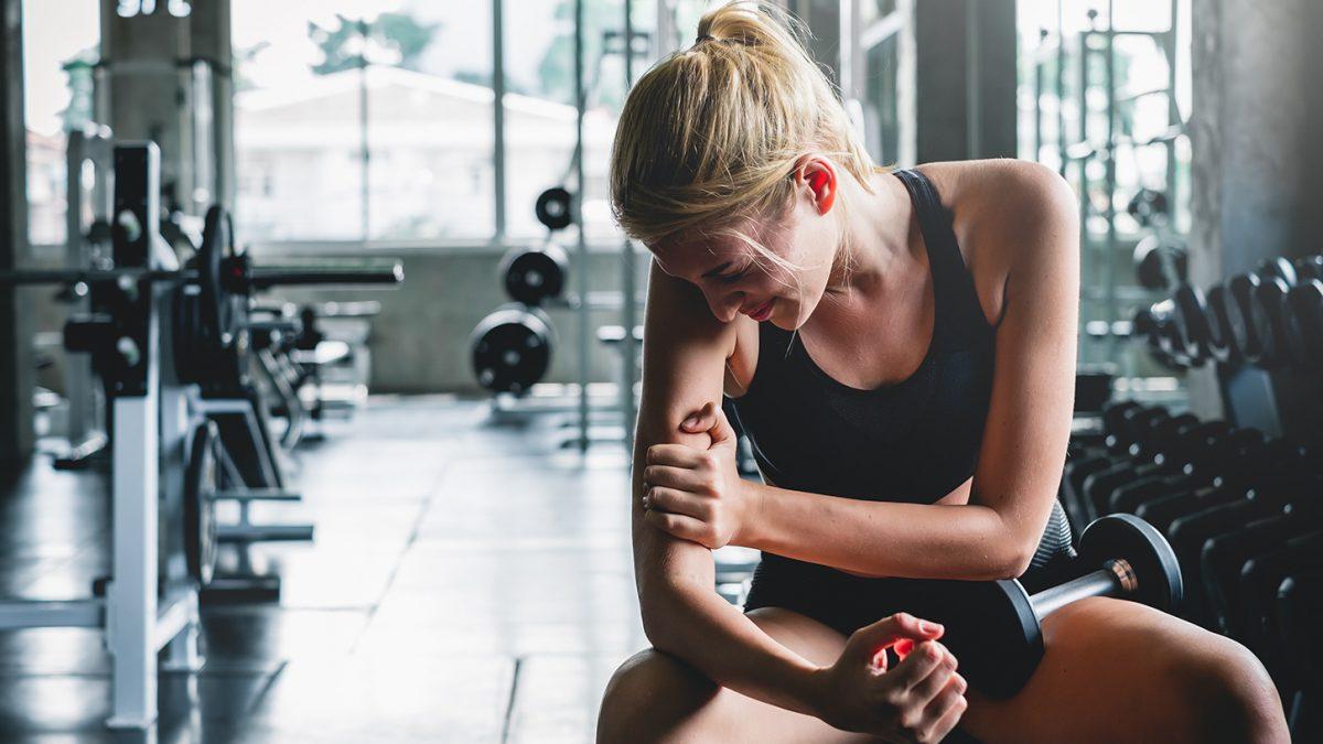 Training mit schmerzenden Muskeln - working out while sore - EVO Fitness