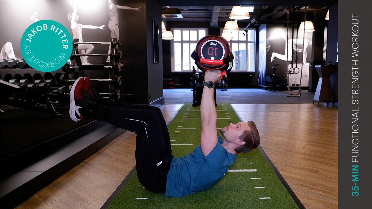 Functional strength workout