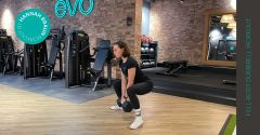 Workout of the week: full-body dumbbell workout
