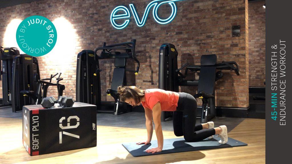 Endurance workout | Ausdauer Workout