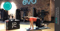 Workout der Woche: 45-Min. Kraft und  Ausdauer Workout