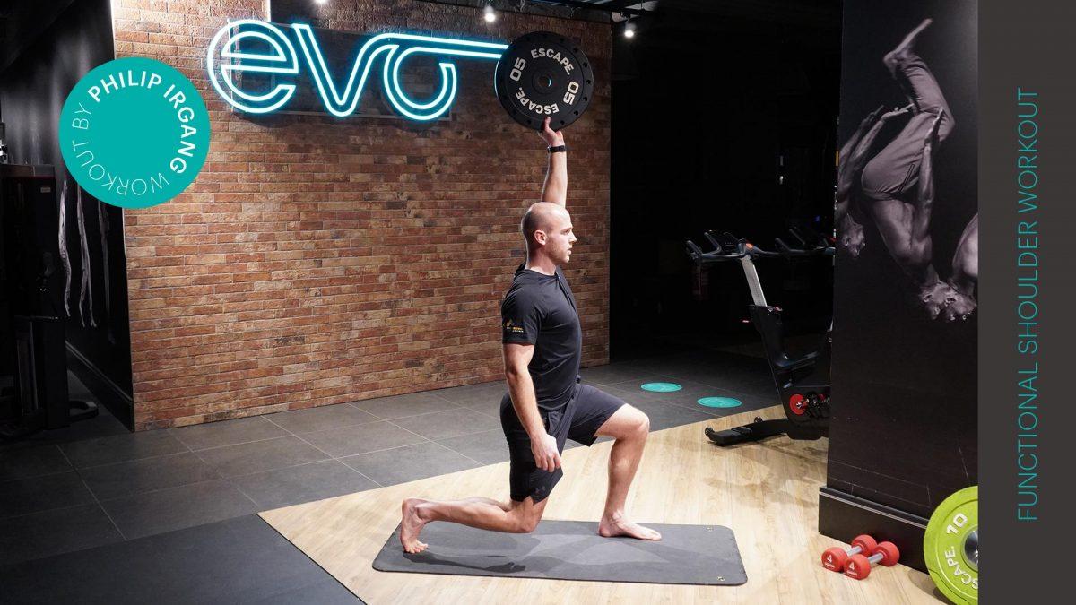 Funktionelles Schulter Workout | Functional shoulder workout