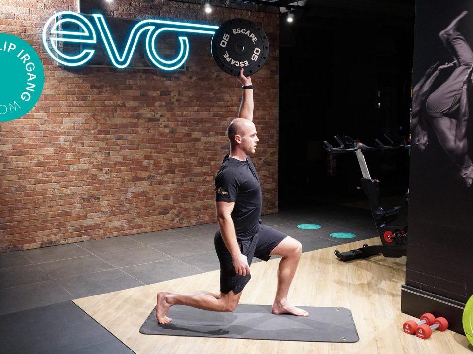 Funktionelles Schulter Workout   Functional shoulder workout