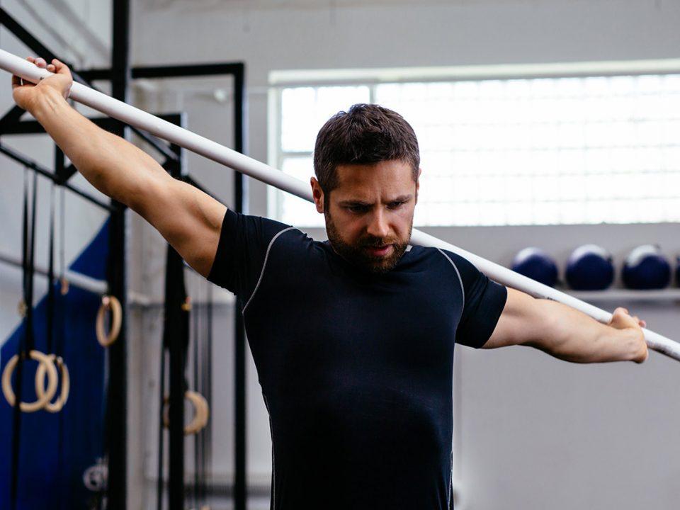 Mobility Training - EVO Fitness