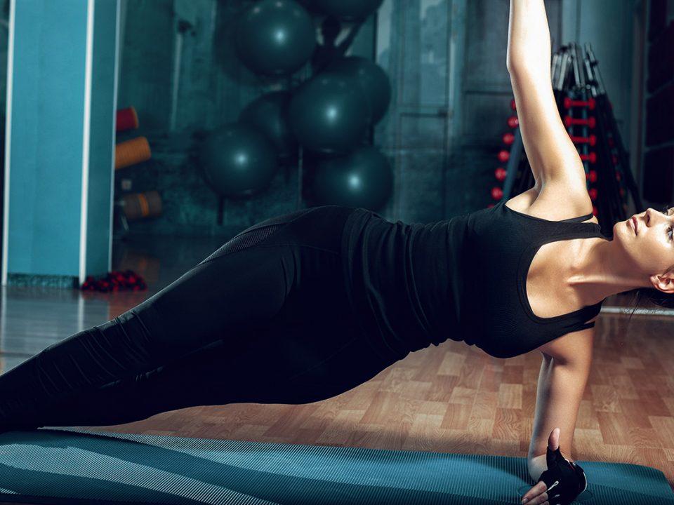 vernachlässigte Muskeln - neglected muscles - EVO Fitness