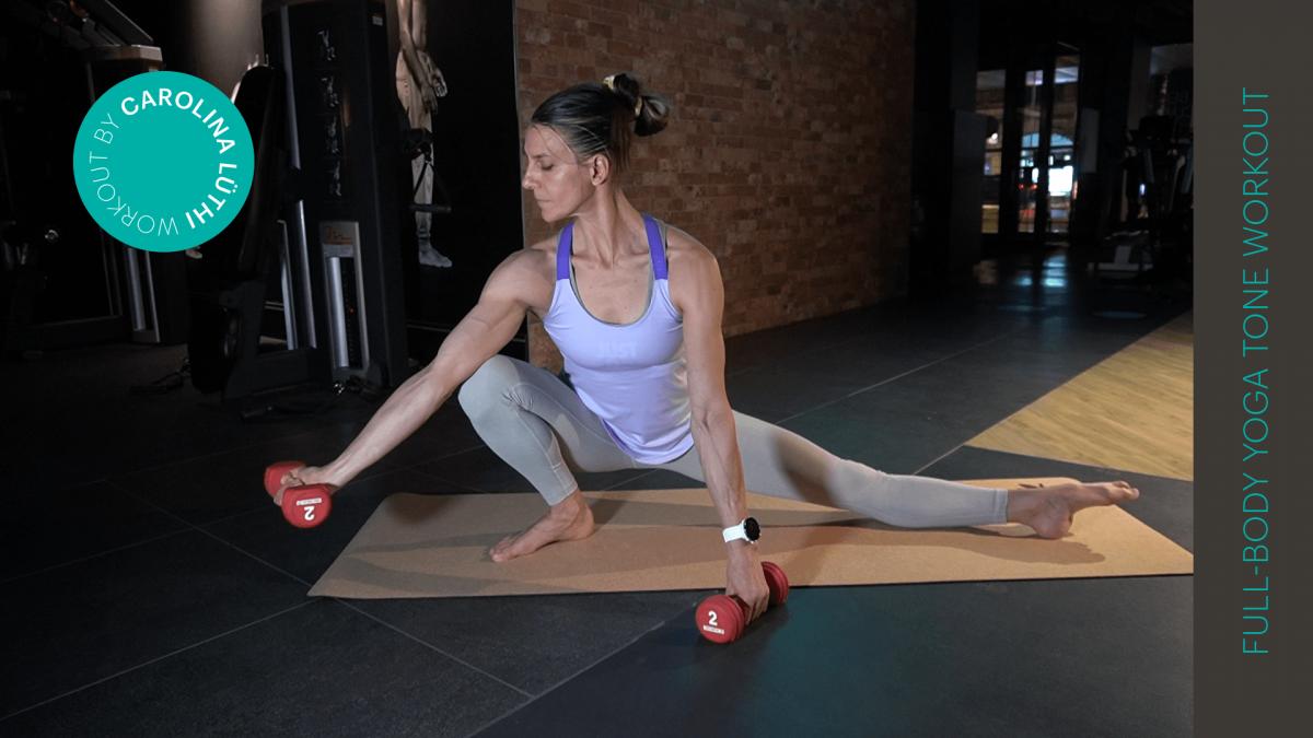 Yoga Tone Workout