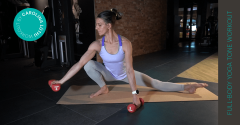 Workout der Woche: Full-Body Yoga Tone Workout