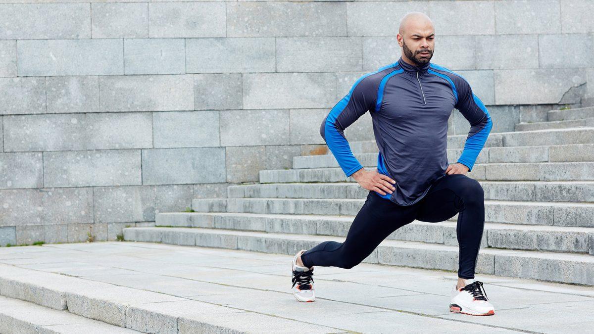 Vorteile von Ausfallschritten - lunge benefits - EVO Fitness