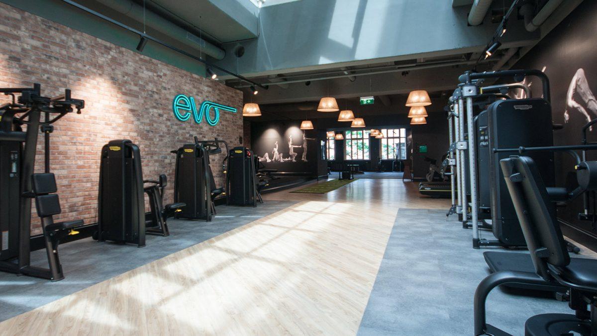 Gyms haben wieder geöffnet - gyms have reopened - EVO Fitness