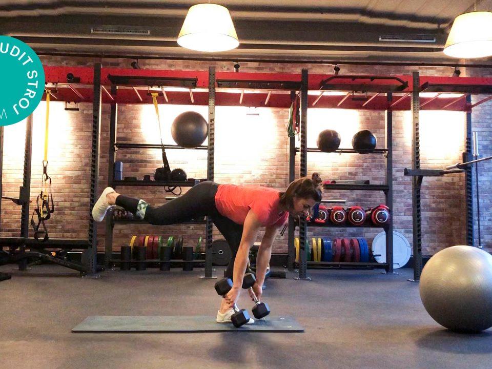 Stability Workout - EVO Fitness