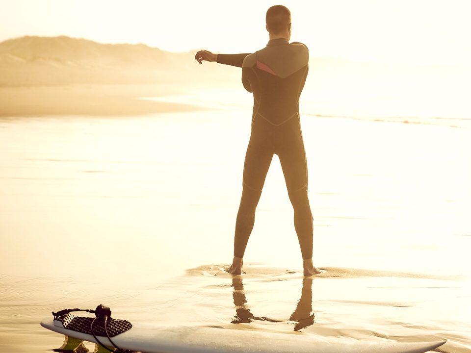 Surfen - surfing - EVO Fitness