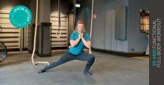 Workout der Woche: 35 Min. Functional Full-Body Workout