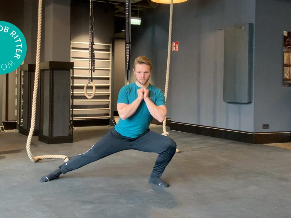 functional full-body workout - EVO Fitness