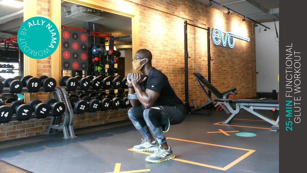 glute workout - EVO Fitness
