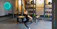 Workout of the week: 20-min full-body HIIT workout