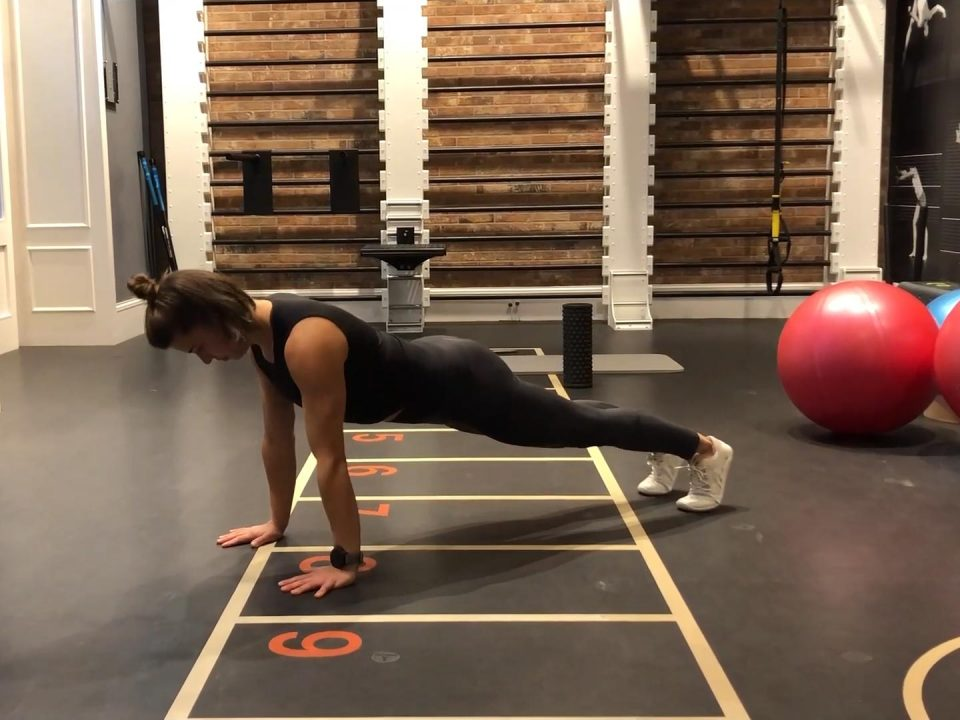Full-body Workout ohne Equipment | no equipment full-body workout