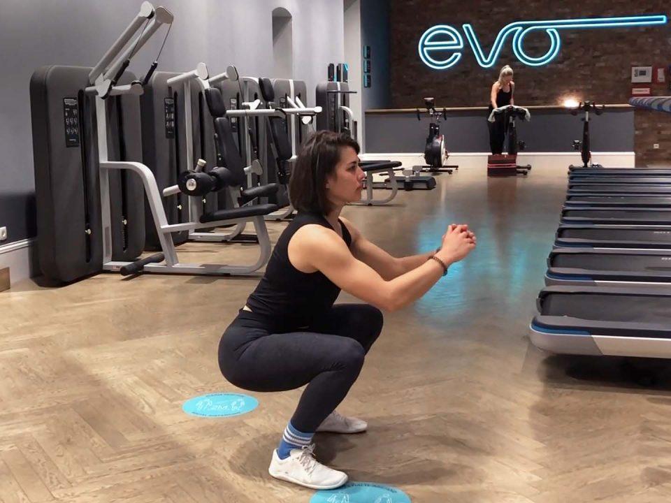 Functional Kraft-Workout   functional strength workout