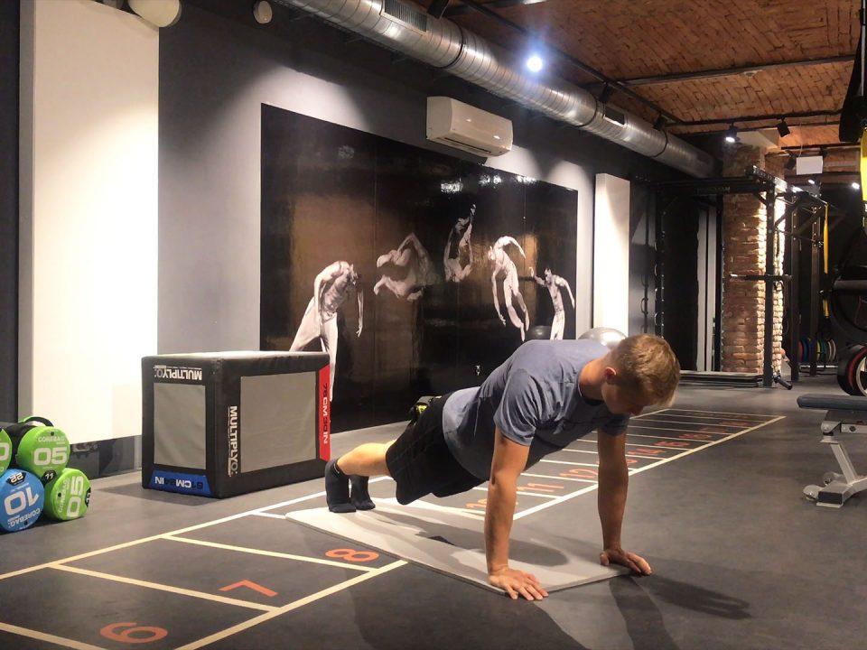 full-body kraft-workout | full-body strength workout