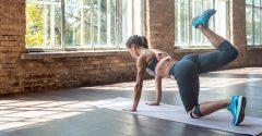 4 Übungen, um ganztägiges Sitzen zu kompensieren