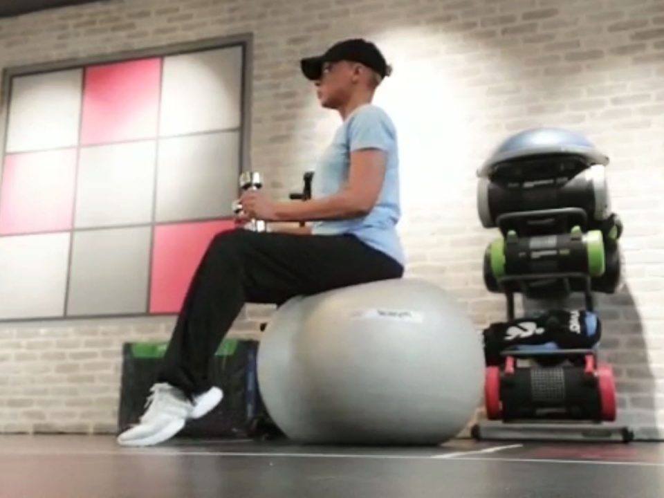 Rumpf und Stabilität Workout | core and stability workout