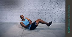Workout of the week: 15-min abs and core workout